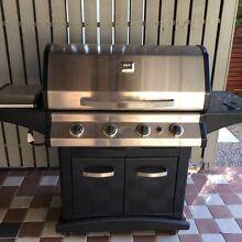 Fantastic Everdure Daintree 4 burner BBQ with wok burner Wooloowin Brisbane North East Preview