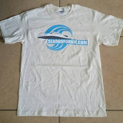 Seadoo T Shirt  Medium  New  Seadooforum Com  Jet Ski  Wave Runner  Unique