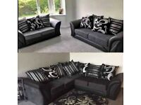 Amazing Deal💯 GORGEOUS SHANNON CORNER SOFAS OR 3+2 SOFA SET--NEXT DAY DELIVERY