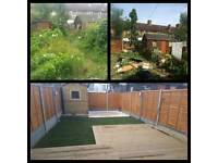 Gardening / fencing
