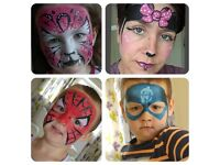 Bonnies face painting for all ages