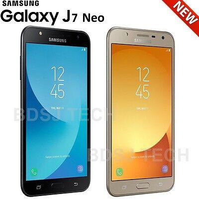 "Samsung Galaxy J7 Neo (16GB) J701M, 4G 5.5"" DUAL SIM GSM Factory Unlocked Phone"