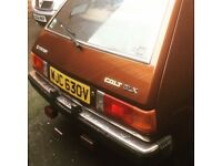Mitsubishi colt 79, last 1 left registered with dvla classic car Very close to tax and mot exemption