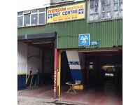Mot Testing. From £35. Kilburn. Iverson Motors ltd. Servicing and Repairss.