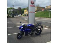 Spare and repair Yahama YZF R125