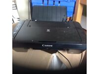 Canon pix man colour printer