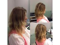 Mobile hairdresser, Gel nails & Hair extensions