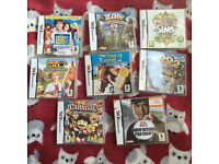 Nintendo DS Game Bundle (Preowned)