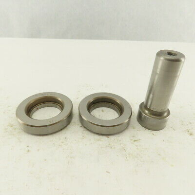 1.265 Tol Round Hole Die Cnc Turret Punch Shank .9375 Lot Of 3