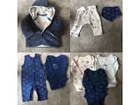 M&S Baby Boys Clothes