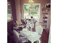 Nail technician wanted for busy, friendly nail boutique!