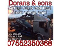 SCRAP Ford Renault Audi all kinds