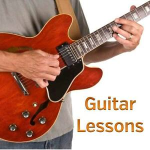 Beginner Guitar Lessons in Mississauga