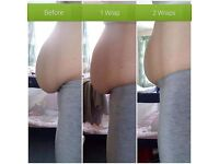 It works wraps - tone and tighten