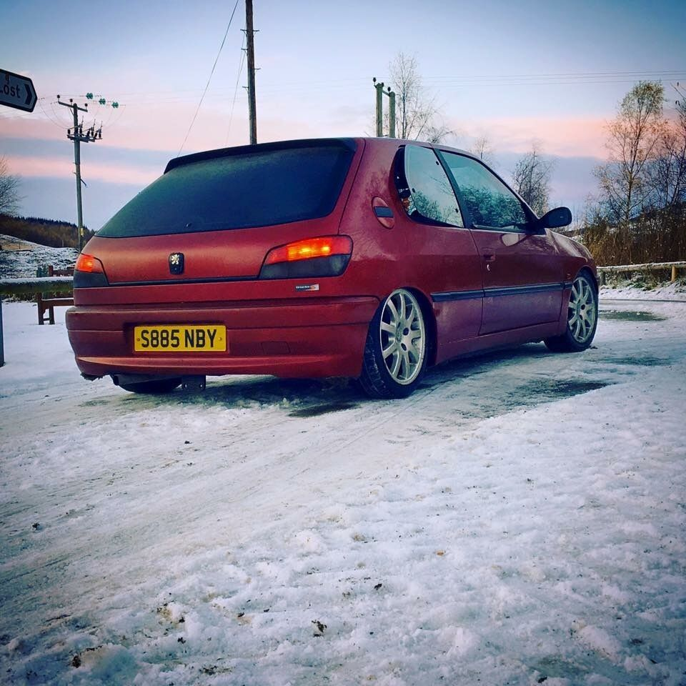 peugeot 306 d turbo in inverurie aberdeenshire gumtree. Black Bedroom Furniture Sets. Home Design Ideas