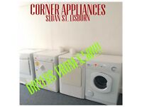 tumble dryers with warranty