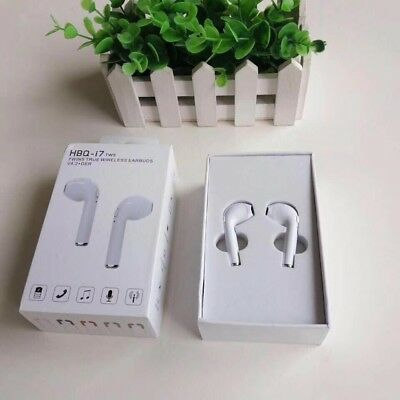 Bluetooth Earbuds Wireless Headphones Headsets Apple Airpods iPhone Lot Of 5