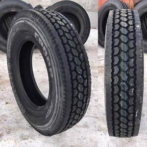 Commercial SEMI Tires on Sale!!! DRIVE TIRES ~~ 11R24.5 for $210 ONLY!!! - WE WHOLESALE !!!