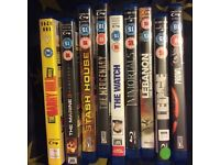 BLU-RAYS For Sale Boxed £4 Each