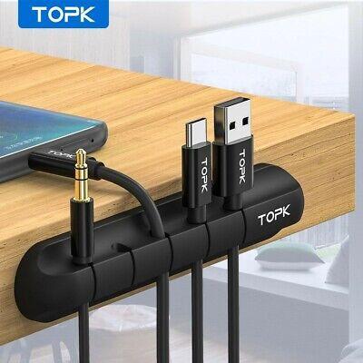 Dos unds Cable organizador nuevos alta calidad , organizar Cables de cargadores