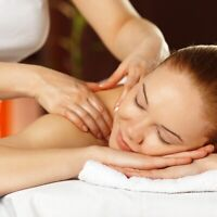Relaxation massage first time special $45.00-1 hr