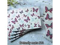 Butterfly Mats