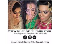 Birmingham Asian Bridal Makeup Artist / Birmingham Makeup Artist / Bridal From £250