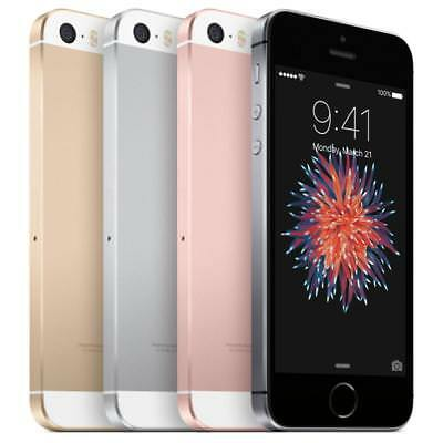 T Mobile   Apple Iphone Se 16 64Gb  T Mobile Metro Pcs  More  4G Lte Smartphone
