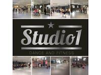 COMMERCIAL DANCE CLASS'S