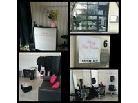 A hairdressing salon looking for a self employed nail technician
