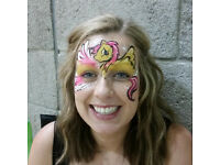 Professional Face Painter and balloons!