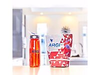 Forever living Argi tub and pouches for sale.