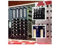 Audio & Design Recording Scamp Rack // ADR // 2 Preamps // 2 compressors // 2 Expanders