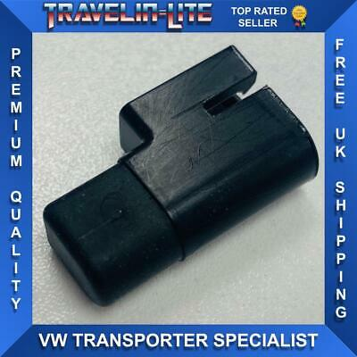 Car Parts - VW T5 T5.1 T6 Fuel Flap Catch Genuine Transporter Part Brand New