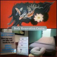 Body Renovation Centre-Massage Therapy-NW-$75/h 10%Off 1st Visit