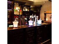 Fully prospering and functioning pub Lease for sell GLASGOW