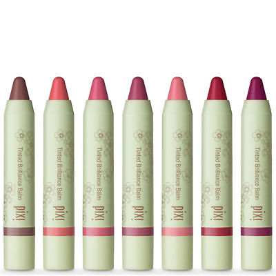 PIXI BY PETRA TINTED BRILLIANCE BALM FOR LIPS GLOSS - Pixie Stick
