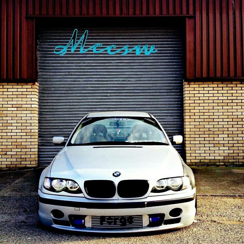 BMW E46 320d Not 330 325 Modified
