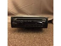 Sony CDX-GT25 Car Radio MP3/CD with Front Aux Input