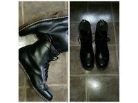 Dr Marten 1460 smooth boots (UK Mens 12)