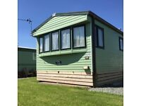 Lovely cheap static caravan holiday home for sale near lakes Morecambe North west not haven 12 month
