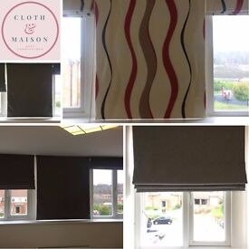 Professional Curtain, Blind, and Soft Furnishing Seamstress Services
