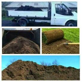 Quality recycled topsoil £20 per ton (delivery extra)