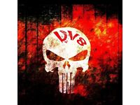 DV8 Rock covers band