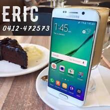As new Samsung Galaxy S6 EDGE PLUS white 32G UNLOCKED in box
