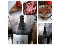 Brand new boxed food processor