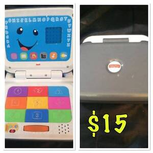 Fisher Price Laugh and Learn Smart Stages Laptop Rochedale South Brisbane South East Preview