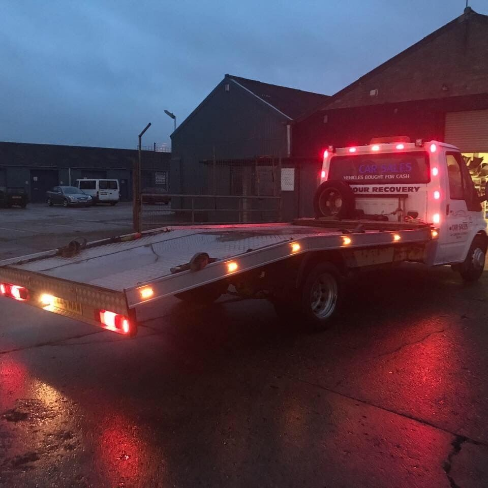 Car Recovery and transport or scrap car collection service | in Hull ...