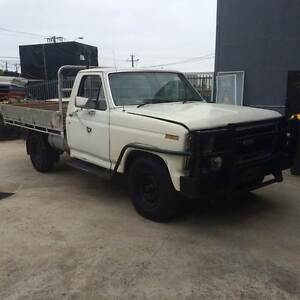 1984 Ford F250 Ute Campbellfield Hume Area Preview