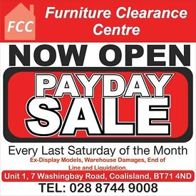 SALE ON END OF MONTH PAYDAY SALE